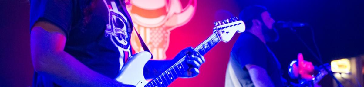 Man on Guitar | Stockyard Live